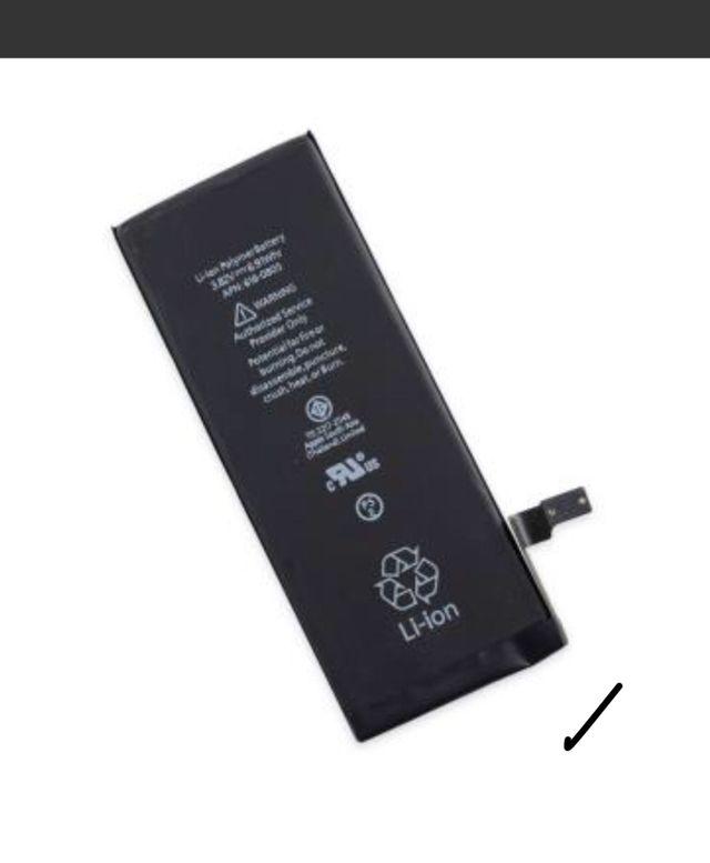 Batería iPhone 6. Nueva