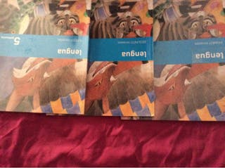 Libros de Lengua 5Ep sm
