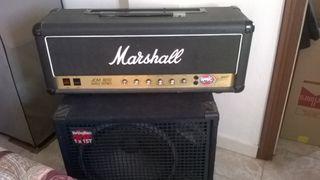 Marshall amplificador