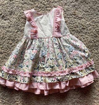 Vestido de Miranda talla 2 años