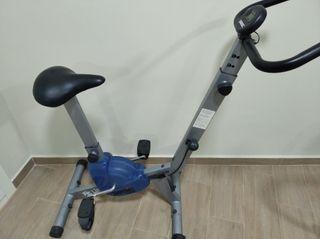 Bicicleta estática. Basic Evolution