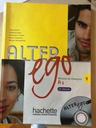 Libro de Francés Alter Ego A1