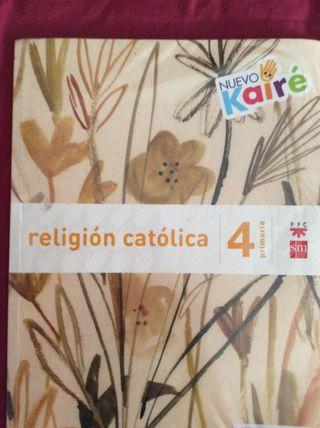 Libro religión sm 4EP