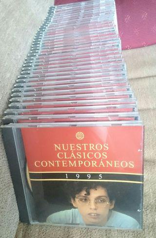 colección 41 CD desde 1945 hasta 1995