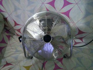 cañon ventilador