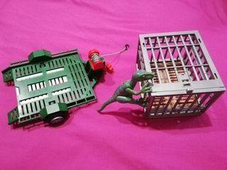 dinosaurio Playmobil