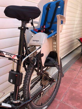 Silla niño bici Hamax