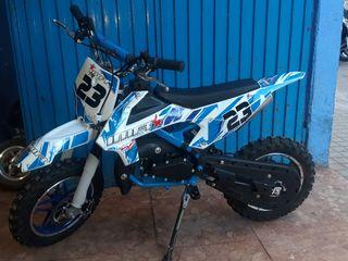 imr minimoto pit bike