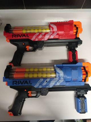 NERF RIVALS ARTEMIS XVII- 3000