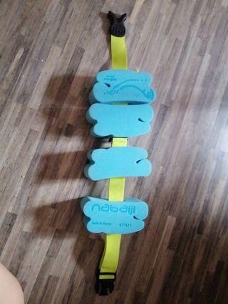 Cinturón de natación, para niños.