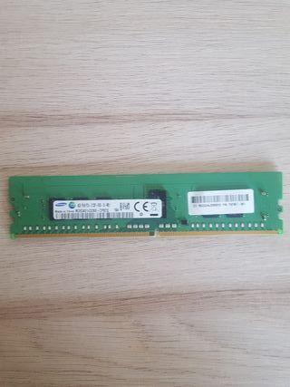 Memorias RAM 4GB a 19 euros la unidad