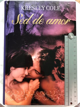 ROMANCE 172. Sed de amor - Kresley Cole