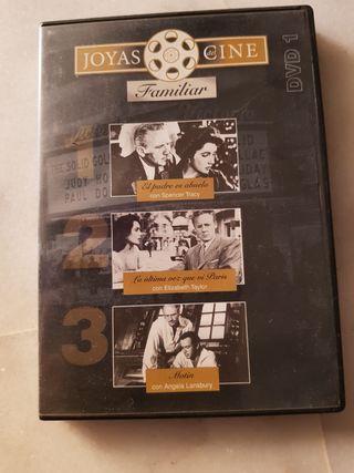 Colección 25 DVD Clásicos del cine