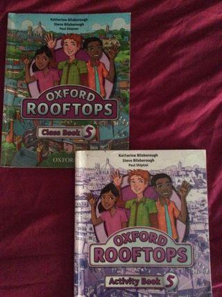 Libro class book 5 EP Oxford rooftops