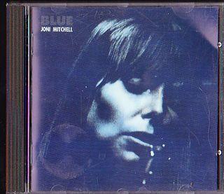 JONI MITCHELL BLUE CD