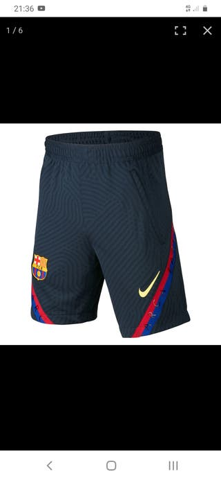 pantalon corto fc Barcelona 2019
