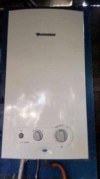calentador junkers power control WR 11 2B 31