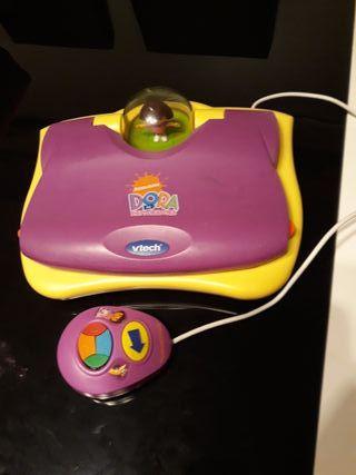 Ordenador portátil Dora Exploradora