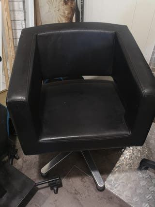 sillón de peluquería