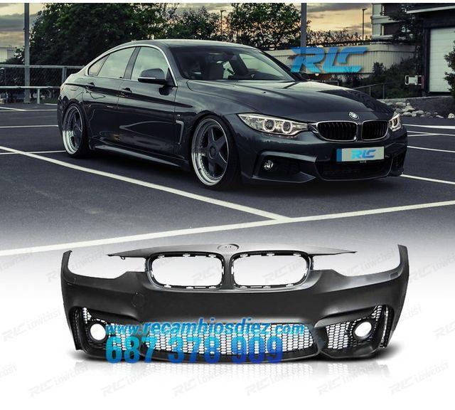 PARAGOLPES DELANTERO BMW LOOK M3 F80 PARA BMW F30