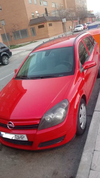 Opel Astra 1.6 100cv Familiar