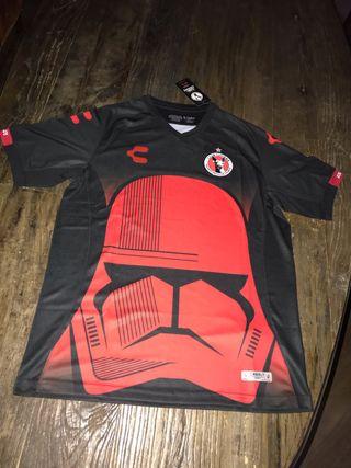 Camiseta futbol Xolos Edición Especial Star Wars