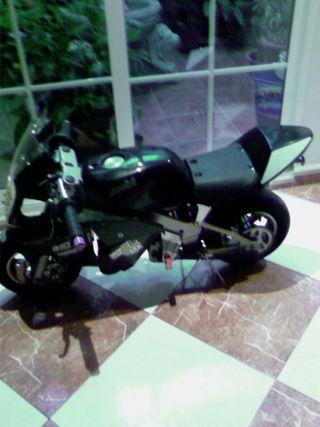 mini moto polini 910 carena h2o original