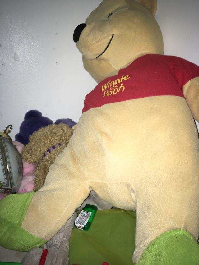 Winnie teddy bear