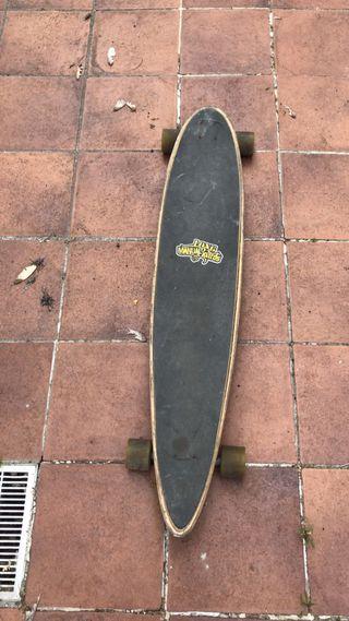 Longboard en perfecto estado