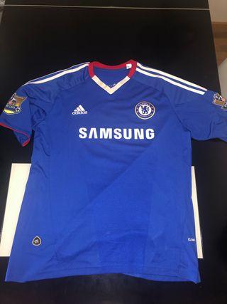 Camiseta fútbol Chelsea