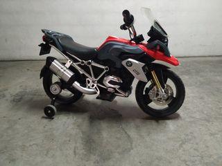 moto infantil eléctrica