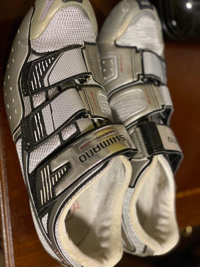 Zapatillas Bicicleta Carretera Shimano R160