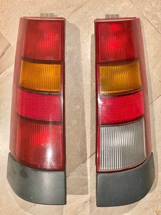 Pilotos traseros Renault 5 gtt