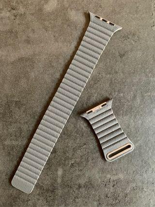 Correa Loop Piel Apple Watch Series