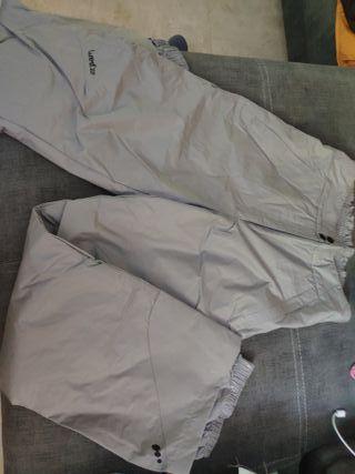 Pantalones para la nieve