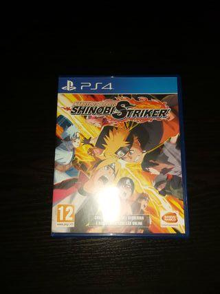 Naruto to Boruto Shinobi Striker Ps4 físico