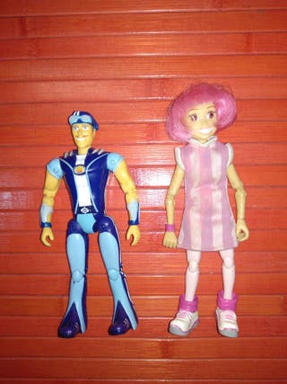 figuras lazy Town