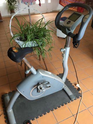 Bicicleta estática VM ERGO Domyos