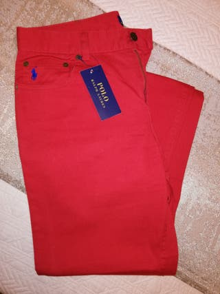 pantalones Ralph Lauren nuevos