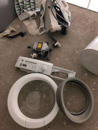 Repuestos lavadora Electrolux EWF 10480W