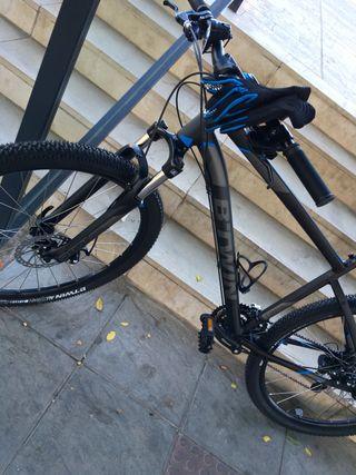 Bicicleta MTB Rockrider 520