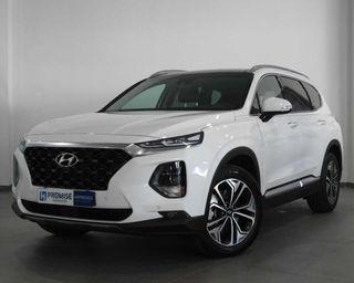Hyundai Santa Fe S.FE TM CRDI 2.2 200CV 4X2 AT TECNO SR