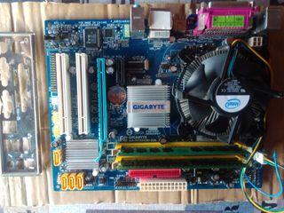 Placa base madre ordenador pc