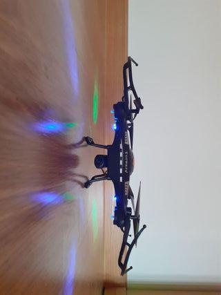 dron pretador