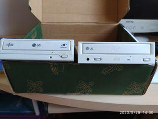 Regrabadora DVD +Lector DVD Lg