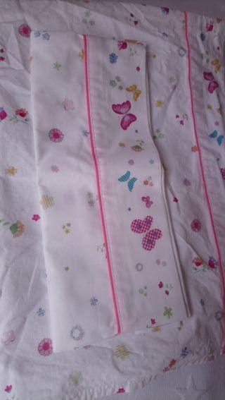 sábanas de minicuna