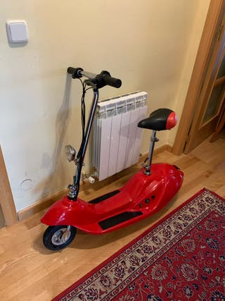 Patín scooter eléctrico