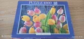puzzle 1000 piezas nueva
