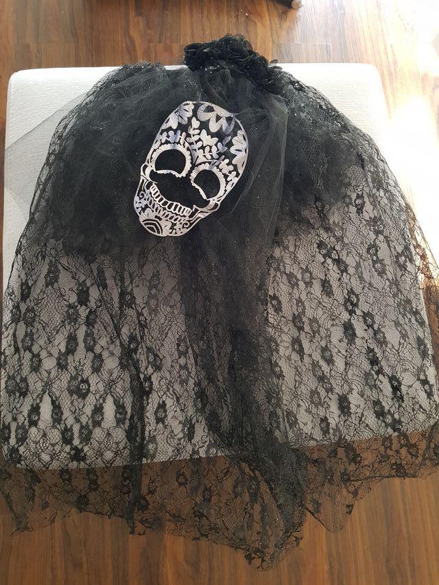 Disfraz Halloween niña 10-12 años