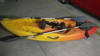 kayak Rotomod casi nuevo